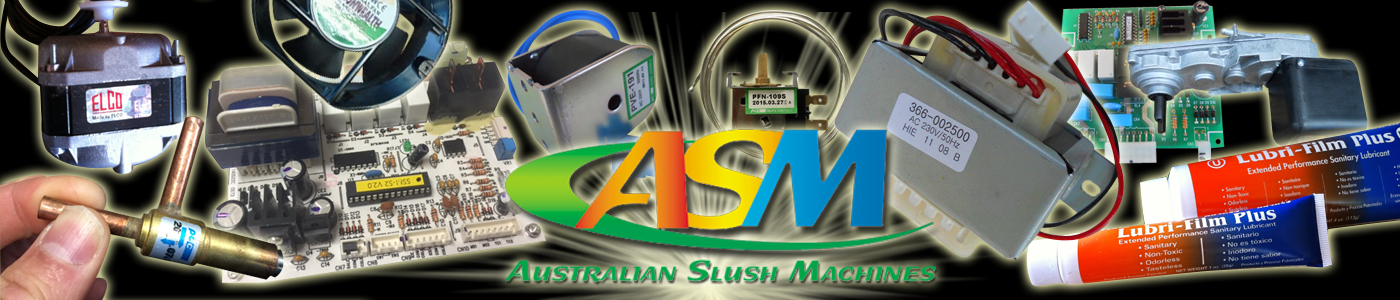 Slush Machine Parts & Accessories