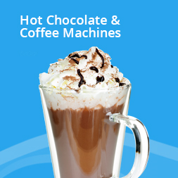 Hot Chocolate & Coffee Machines